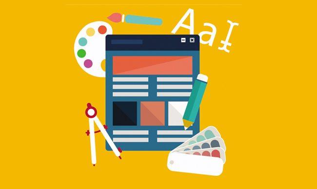 Уроки веб-дизайна в Photoshop